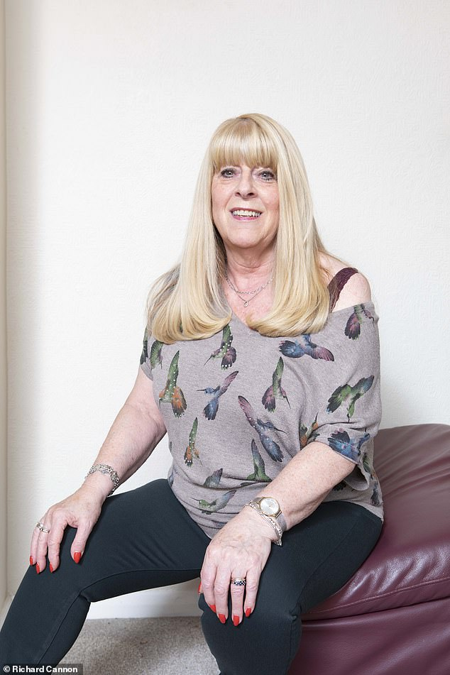 Carolyn Andrew (pictured), 68, from Bushey, Hertfordshire, joined a group of activists called CUTIC, the Chronic Urinary Tract Infection Campaign, after developing a urinary tract infection