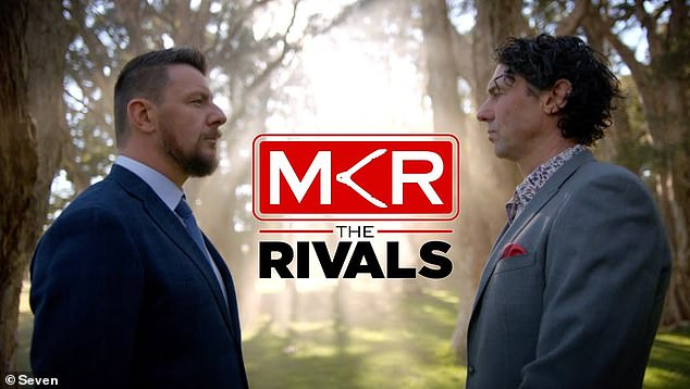 It's back! Channel Seven have confirmed that they will launch My Kitchen Rules: The Rivals on February 2