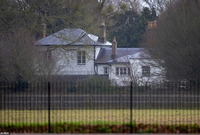 The Sussexes will pay back£2.3million of taxpayers' money spent on renovating Frogmore Cottage (pictured) in Berkshire