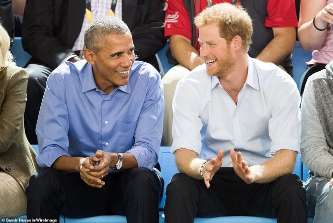 The duke and duchess want to follow in the footsteps of former US President Barack Obama and his wife Michelle, as well as setting up a Clinton Foundation-style charity, the Daily Mail has been told