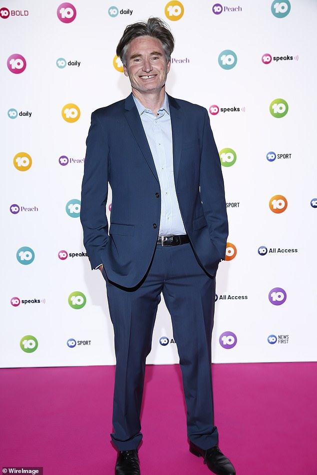 EXCLUSIVE: Comedian Dave Hughes has revealed the one fear that keeps him sober after 27 years - but says he won't forbid his children to drink alcohol when they're older