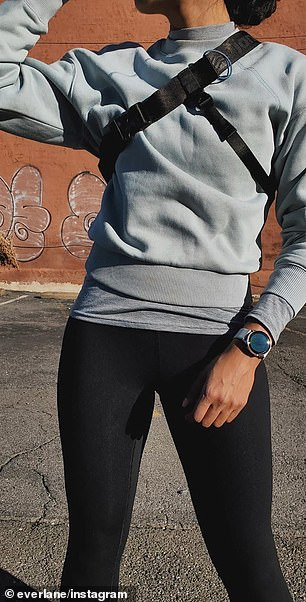 Wear anywhere! Wear at the gym, while shopping, walking the dog or simply while out and about.