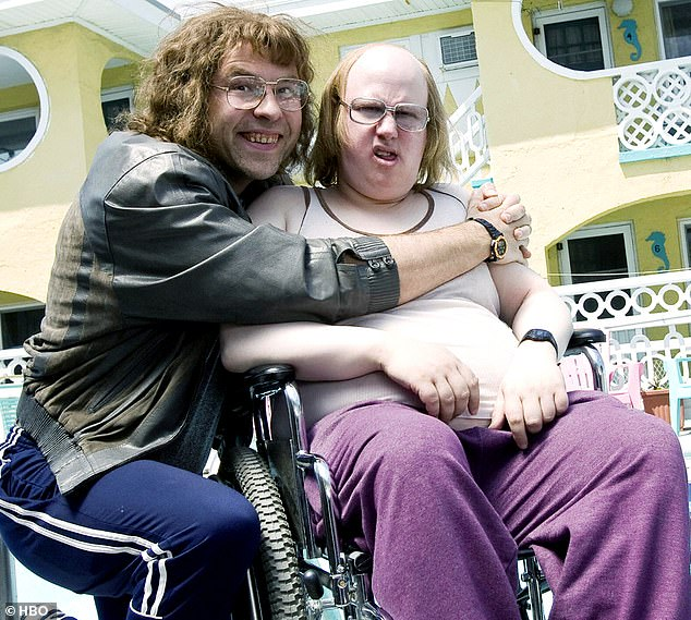 The BBC comedy, starring David Walliams and Matt Lucas (pictured as Lou and Andy), is set for a full TV return for the first time since Christmas 2005