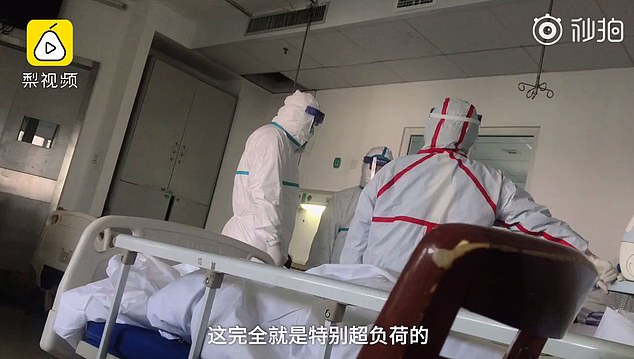 He was found to be infected with the new strain of coronavirus after failing to recover from his symptoms, which resembled that of a cold, following three days of medication, he told media