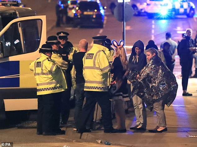 As emergency services helped those wounded in the Manchester Terror attack of May 2017, Parker stole bank cards and mobile phones from the dead and injured