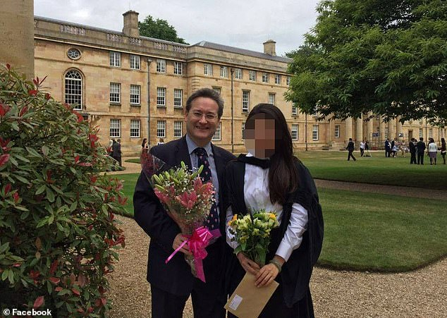 The 47-year-old (pictured left) has previously been dubbed Britain's strictest headmaster when he sent an email to parents saying he was looking to expel students over absences