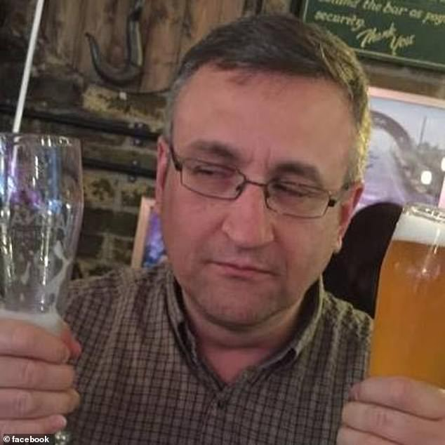 Mr Cordes, 49, was found dead at his home after taking an overdose of prescription medication on April 18 last year