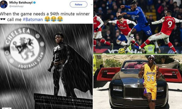 Can Michy Batshuayi capitalise on Tammy Abraham