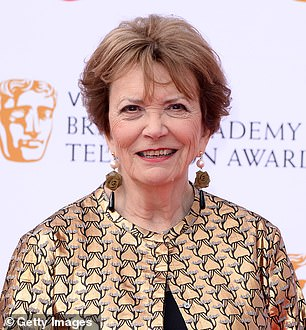 Broadcaster Joan Bakewell pictured above