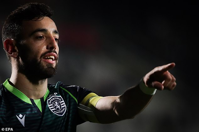 Bruno Fernandes at United and Willian Jose at Spurs: 10 offers that could happen before Deadline Day