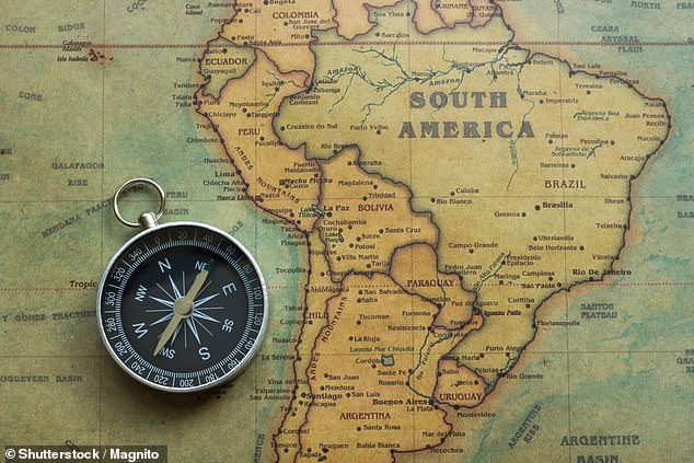 Long haul trip: Andy and Emma want to take a six-month dream holiday travelling around South America in retirement
