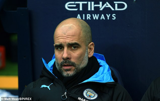 Manchester City supporters hit Pep Guardiola who criticized them for lack of support against Fulham