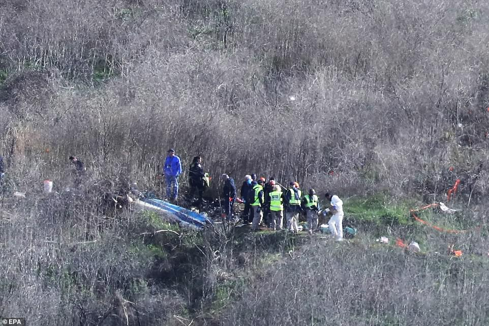 Three of the nine bodies of the victims of the Kobe Bryant helicopter tragedy have been recovered