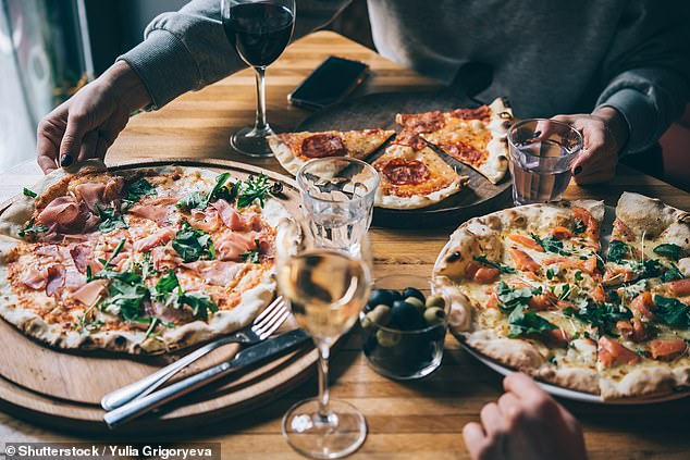 A trip to Italy wouldn't be complete without eating some excellent pizza (stock image)