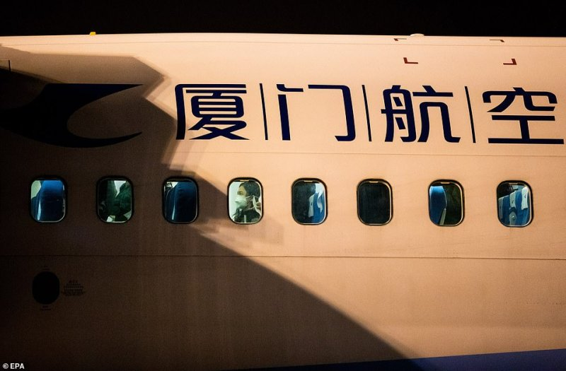Several other countries have advised against all travel to China because of the threat involved
