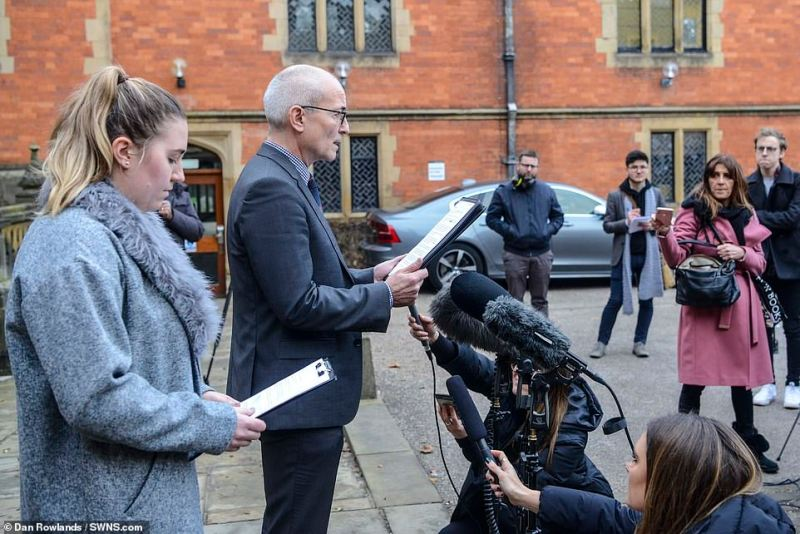 University of York Vice-Chancellor Professor Charlie Jeffery (pictured) said he wished to provide reassurance for students and staff