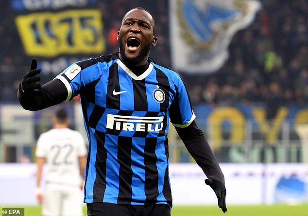 Romelu Lukaku joined Inter Milan for £58.5m at the end of the summer transfer window