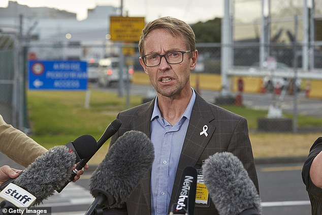 Dr Ashley Bloomfield said nobody on the evacuation flight had become unwell and there were no suspected cases