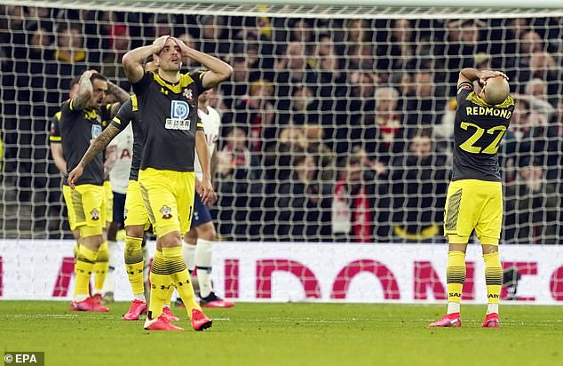 Southampton's FA Cup exploits mean they have a shorter break than next opponents Burnley
