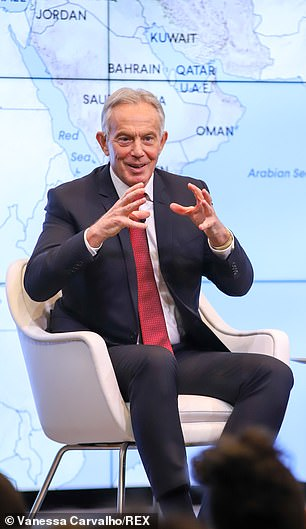 The US-UK extradition treaty is a bad treaty. It was negotiated in secret by Tony Blair's Labour Government,writes DAVID DAVIES. Pictured: Blair earlier this week