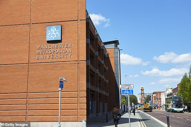 Mr Mathews's mental state deteriorated amid fears he was struggling with his degree at Manchester Metropolitan University