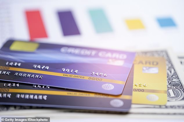 Young people are disproportionately more likely to have credit cards as their main form of debt, the Fed has warned