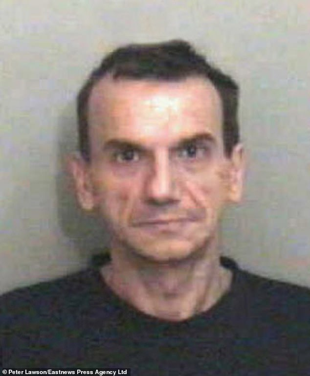 In 2009, Marc Chivers, 42, (pictured) admitted the murder of his former partner Maria Stubbings, at Chelmsford Crown Court