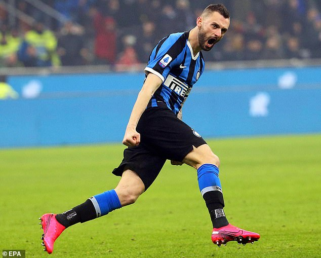 Real Madrid have entered race to sign Inter Milan star and Liverpool target Marcelo Brozovic