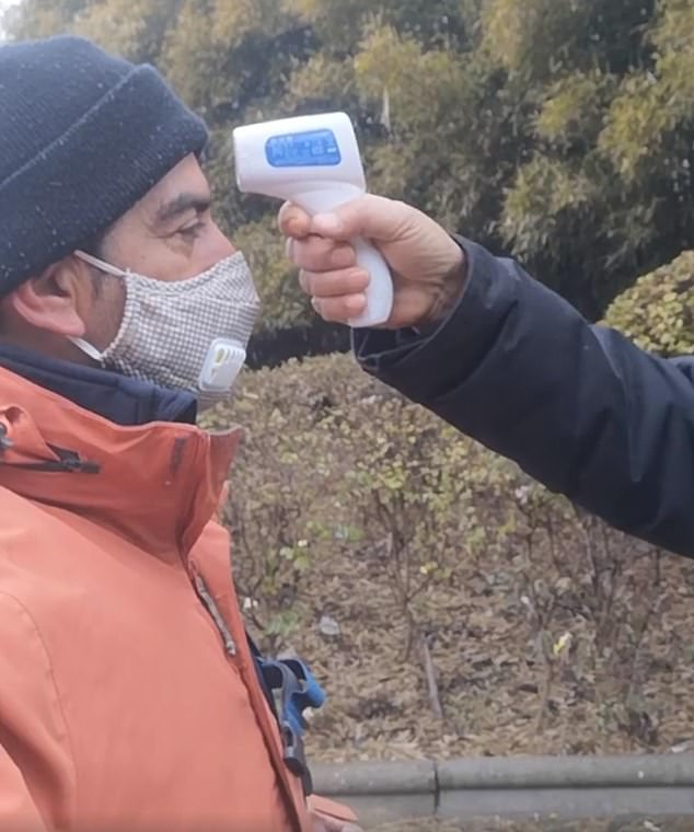Australian racehorse trainer Rui Severino chose to workin Wuhan during the coronavirus outbreak