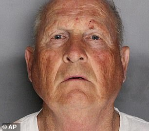 Genetic genealogy is a DNA-dependent forensic technique that identifies suspects through their relatives. It was used to catch Golden State Killer Joseph James DeAngelo Jr (above)
