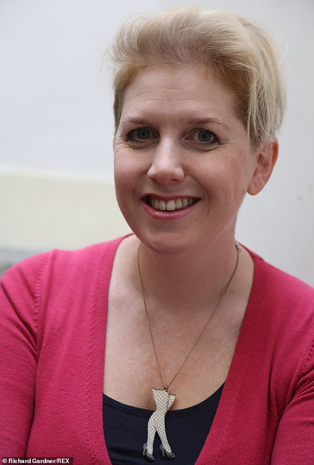 Clare Mackintosh (pictured) revealed that she would takeLife After Life, by Kate Atkinson to a desert island. British thriller writer also shared the books that sparked her interest in reading
