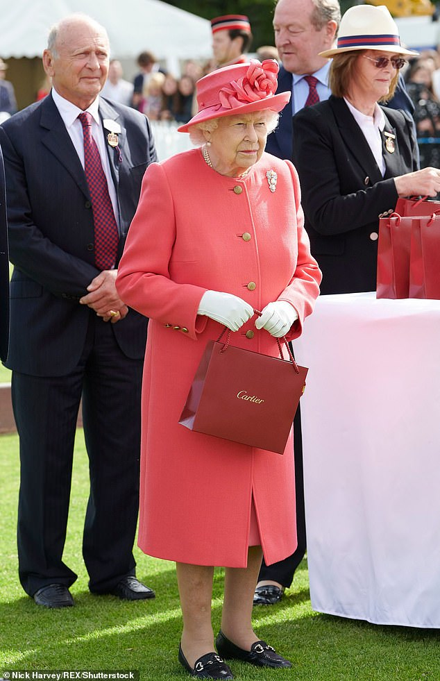 Richard Kay: For the only interpretation to be drawn from the Daily Mail¿s revelation is that the idea of a half-in, half-out existence ¿ with them choosing what they would do to help the Queen (pictured in June last year) and when they would do it ¿ was nothing less than half-baked.