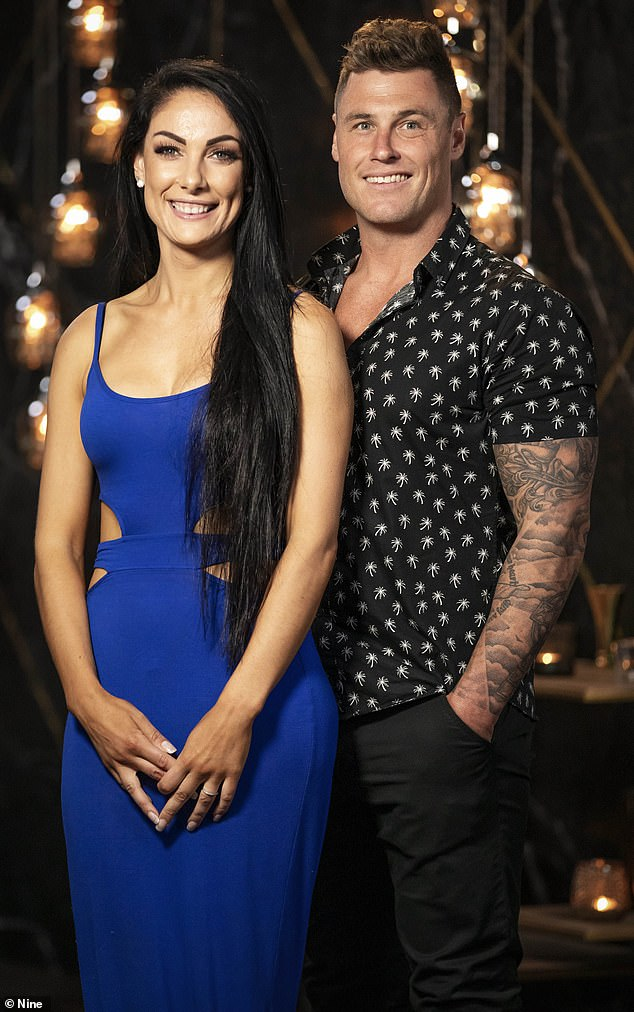 'They also may just be taking their time getting to know one another': Holly says Vanessa Romito and Chris Nicholls are 'flying under the radar'