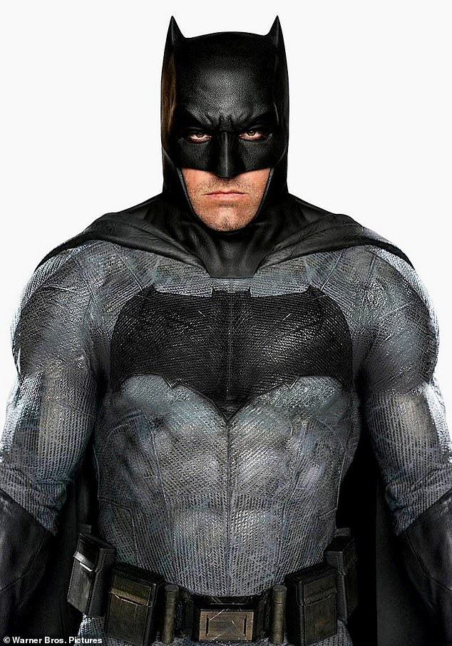 Affleck starred as Batman in 2016's Batman v Superman: Dawn of Justice and 2017's Justice League. He was set to direct as well as star in The Batman before he decided to step down