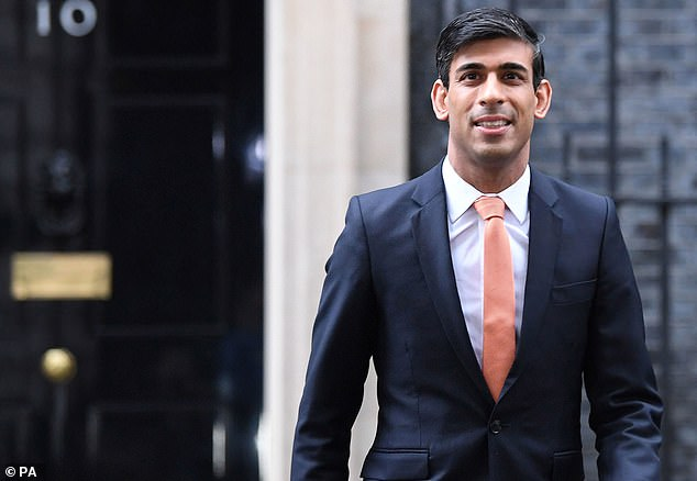 Mr Javid was immediately replaced as Chancellor by 39-year-old Rishi Sunak