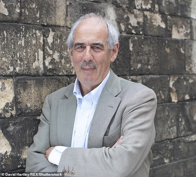 Prince Charles' biographer Tom Bower (pictured) told MailOnline the move shows that 'Meghan has placed herself in the clutches of Hollywood style celebrity promoters'