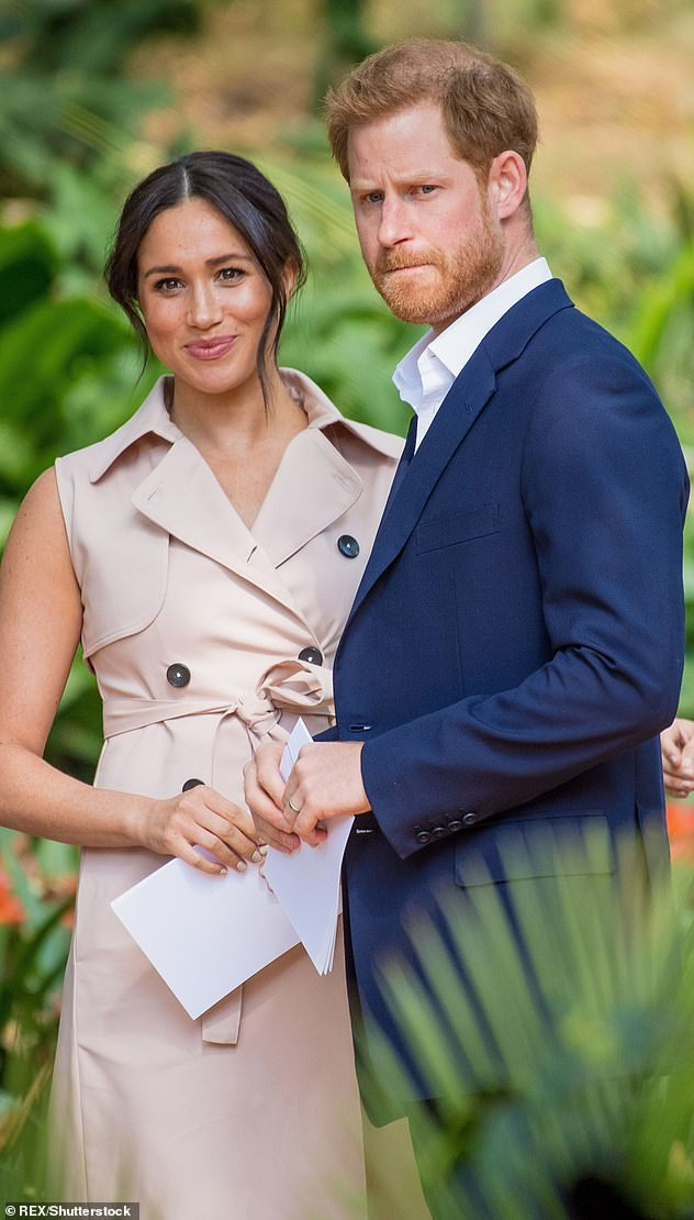 Meghan and Harry are building a new life in Canada and will be relying on a US team for their PR advice are making their experience London team redundant