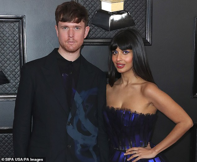 Musician James Blake and actress Jameela Jamil have been in the public eye as a couple since 2016 but began dating a year earlier in 2015 when she was still a radio host at the BBC