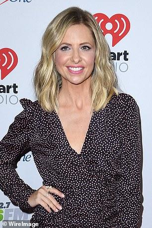 Teela: Buffy's Sarah Michelle Gellar will join the cast as He-Man ultimate female cohort Teela