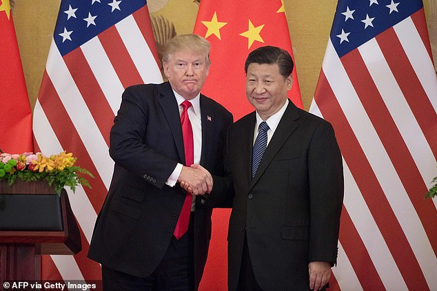 President Donald Trump and Chinese President Xi Jinping have been in close contact during the coronavirus outbreak after being locked in a trade war