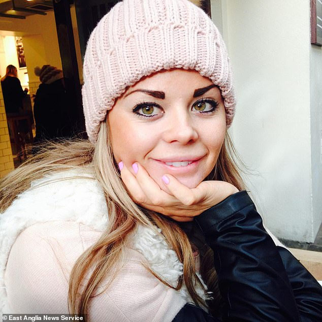 Melissa Kerr, 31, of Gorleston, Norfolk, was on holiday in Istanbul when she had the procedure on November 19 last year at the city's Medicana Haznedar Hospital