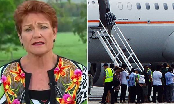 Pauline Hanson has called on the government to