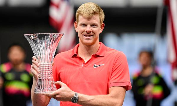 Kyle Edmund beats Andreas Seppi to win New York Open final
