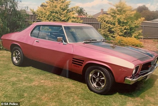 A classic Holden V8 Monaro from the 1970s that was ripped off by a Holden-loving thief. Holden owners have long been targets from lovers of the brand, which will no longer exist