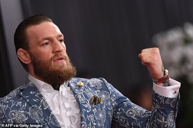 Conor McGregor is focused on fighting Khabib Nurmagomedov next, says Dana White
