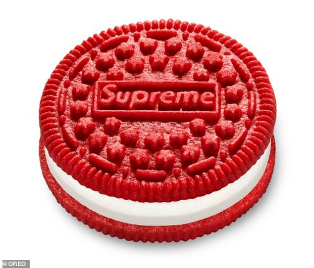 This is not a drill! Streetwear brand Supreme's newest collaboration is with Oreo