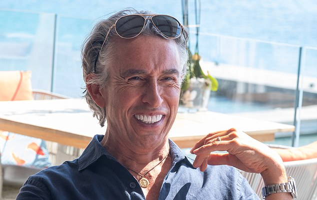Comedy has made Coogan, 54, a wealthy man and no wonder some were asking yesterday if this was perhaps the outline of his latest blockbuster. His laughs, after all, always come with an edginess. He is pictured above in the film Greed