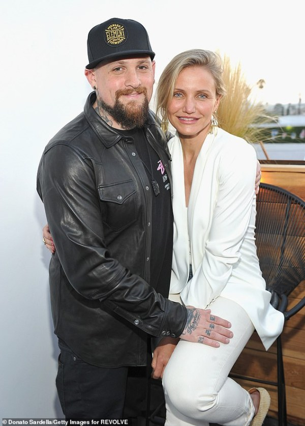 Benji Madden gushes about his wife Cameron Diaz and daughter Raddix
