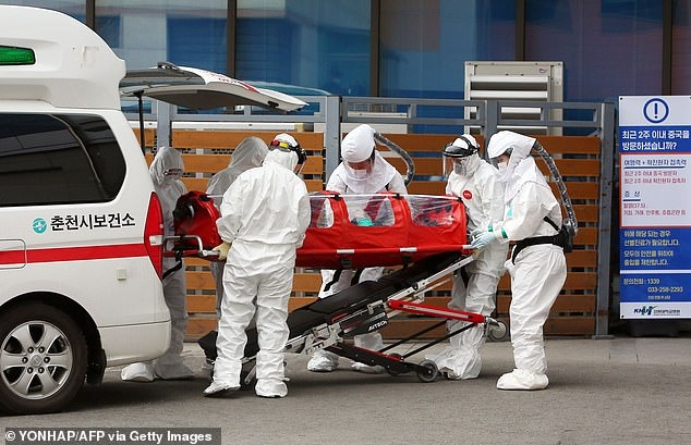 It has been reported five patients have died from contracting the super virus