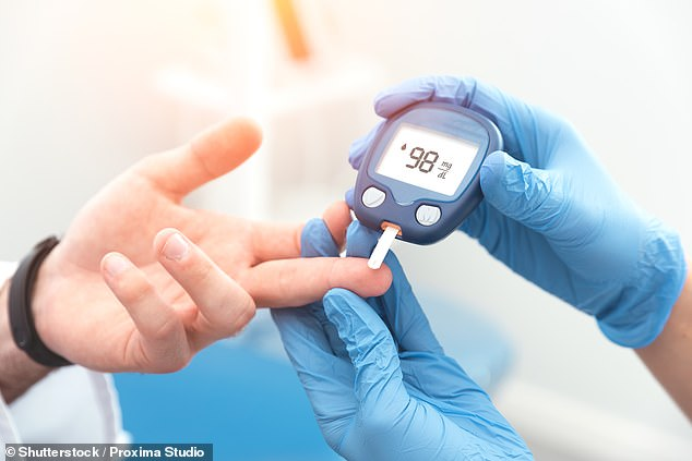 Two MILLION more people could become diabetic by 2025